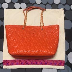 Tory Burch tote bag, like new